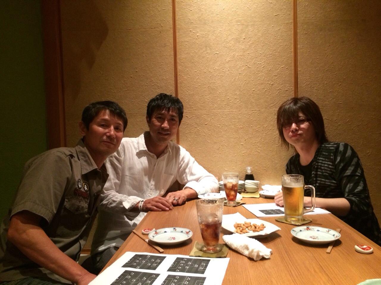 日本代表について語る座談会!
